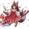 夜桜祭り 桜姫はバランス回復?チェリードラコ、チェリーキャット、春仕様リンカでスキラゲできるのは・・