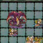 ドルング平野【神】呪の刺竜にミストルティン率いるスキルアタックPTで突撃!1コンでティルフィングGET