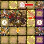 アガシャラ率いるガチャ限無しパでミクトラン【冥】冥府の女王をノーコン攻略!