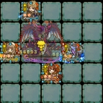 ティルフィング顕現!アルミナ率いるHPタイプパーティでドルング平野【神】呪の刺竜を突破!