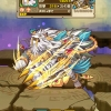 白虎にHPアップ、アルミナに攻撃、ミストルティンにスキルダメージUPソウルを付与