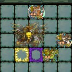 グニタヘイズ宝庫【神】貪欲なる竜をスキルアタックで突撃!コンテしつつファフニール1体GET