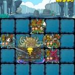 クアルンゲの泉【冥】誓約の強制者をアタックタイプで撃破!メイヴがドロップ