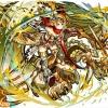光竜騎士レティオラの評価:限定的な条件ながら攻撃4倍・HP1.5倍のLSは激アツ!