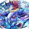 新しいランバトのモンスターイラストが公開!しかも2体ですって…!?海亀と竜かな?