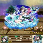 双滅遊姫オラージュの評価:最大320倍のダメージを誇るツインカノン