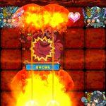 妖精王の森【冥】炎を操る魔神に水属性パーティで突撃!ダメスキの威力がデカイな