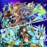 楽園の神武姫ブリュンヒルデと崩壊魔の女神チャンディーのスキルやステータスを比較してみる!