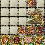 ヴァルハラの死闘【冥】孤高の戦乙女をライゼルLの火属性、レッドフードLのアタックタイプで攻略