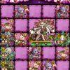 影桜の迷宮【冥】桜吹雪の獣にディフェンスタイプで突撃!瑞獣・清澄をGET!
