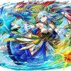 海神の姫君トヨタマヒメの評価:盤面外周へのオートダメージと使いやすいリーダースキル!
