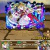 紅蓮祈姫・フラマの評価:火・水属性の攻撃3倍、同時攻撃で15倍に!