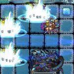 防御アップスキルを活かして死の聖木【神】死霧世界の凍王を攻略!