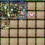 樹の落園【神級】7番目の仔をアルシェLで攻略!闇騎士の攻撃低下がポイント