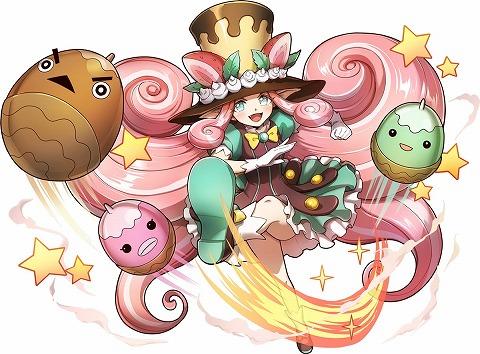 お菓子の城の魔女リリス