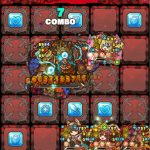 紅毛園【滅】遊猿王をカグヤLの火属性パーティで攻略!