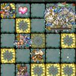 プロヴェ竜穴【神】天輪の白竜を白華の魔道士・ヨリンゲルLと星4の仲間たちで攻略!