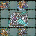 レーマン氷海【神】鉄壁なる氷獣を攻略を白ヨリンゲルLの星4パーティで攻略!