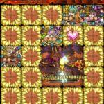 グニタヘイズ宝庫【神】貪欲なる竜、魔炎の呪城【神】悪魔軍団長を名前に「姫」がつくキャラ4体編成で攻略!