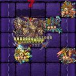 ガンホーメイズ【滅】邪牙の魔蛇龍をカウンタータイプ4体で攻略!なんかムズかったよ