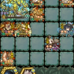 オラージュ&トリスタン 2枚落ちでムジョルニア顕現!ライプル荒野 奏の槌竜【神】を攻略