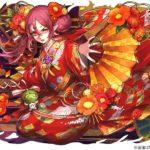嫉妬の女神スセリヒメの評価:【覚醒】縦横斜め前列の木属性の敵に200倍ダメージスキル